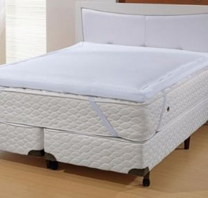 Pillow Top Lit Branc - Casal - Altenburg