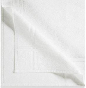 Toalha de Piso Metrópole Branca - Karsten