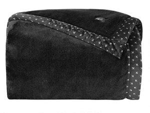 Cobertor Branket 700 Casal - Preto - Kacyumara