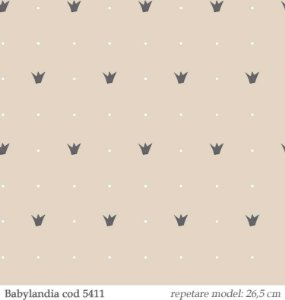 Papel de Parede Boninex - Babylandia REF 5411