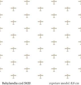 Papel de Parede Boninex - Babylandia REF 5420
