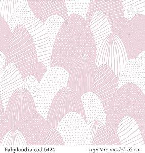 Papel de Parede Boninex - Babylandia REF 5424