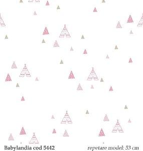 Papel de Parede Boninex - Babylandia REF 5442