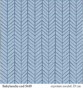 Papel de Parede Boninex - Babylandia REF 5449