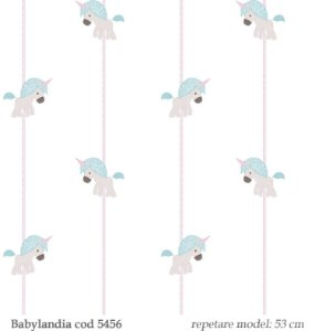 Papel de Parede Boninex - Babylandia REF 5456
