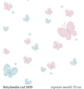 Papel de Parede Bobinex - Babylandia REF 5459
