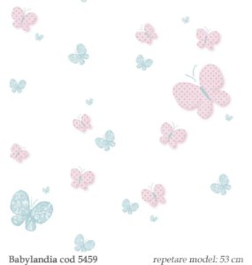 Papel de Parede Boninex - Babylandia REF 5459