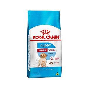 Ração Royal Canin Medium Junior 15kg