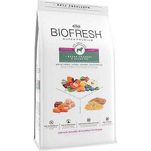 Ração Seca Biofresh Mix de Carne, Frutas, Legumes e Ervas Frescas Light Cães de Raças Grandes e Gigantes 15kg