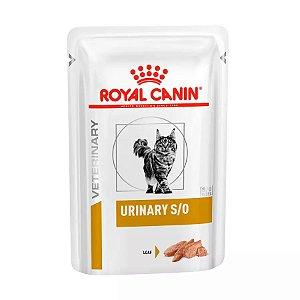 Ração Úmida Royal Canin Sachê Vet Urinary Gatos Adultos 85g