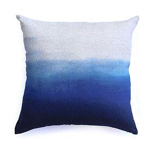 Almofada Horizonte cor azul
