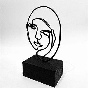 Escultura Portrait N2