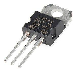 Circuito Integrado LM 7812 ( TO220 )
