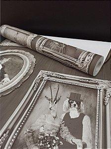 Papel de Parede Retrô & Vintage