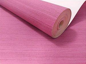 Papel de Parede Texturizado Pink 10 Metros