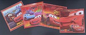 Quadro Adesivo Disney Carros