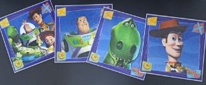 Quadro Adesivo Disney Toy Story
