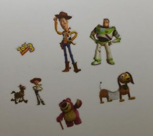 Adesivo Stickers Toy Story