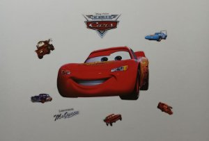 Adesivo Stickers Infantil - Carros
