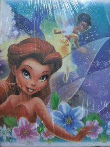 Faixa Adesivo De Parede Infantil Disney Fadinhas