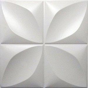 Placa 3D adesiva Primavera - 50 cm x 50 cm - Autoadesiva 3M