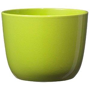 Vaso Importado Verde-Tamanho Violeta