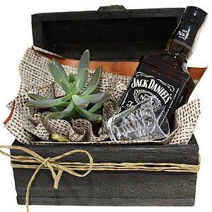 Whisky Jack Daniels no Baú