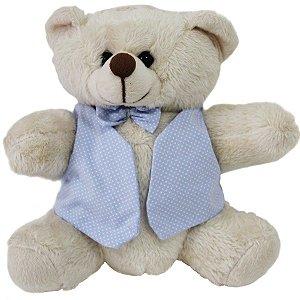 Urso Encanto com Colete