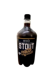 Stout Mel de Engenho Litro + Growler PET