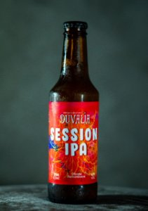 DUVALIA SESSION IPA 275ML (CAIXA COM 12 UNID.)