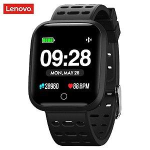 Relógio Smartwatch Lenovo E1 Original IOS Android
