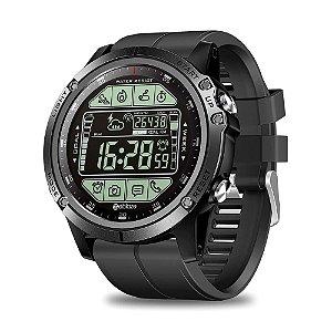 Relógio Militar Inteligente Zeblaze Série 3  IOS Android A Prova D'água Original