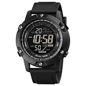 Relógio Militar SK 1762 À Prova D'água 10ATM Original