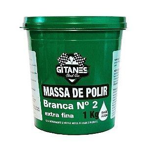 MASSA DE POLIR 1KG NUMERO 2 1040 GITANES