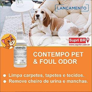 CONTEMPO PET & FOUL ODOR SOLUTION 1 LITRO SPARTAN