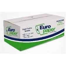 PAPEL TOALHA INTERFOLHA 23X21 2 DOBRAS F.D. 2.000 UNID. CX. VEFD-2321 VENTURE EUROPAPER