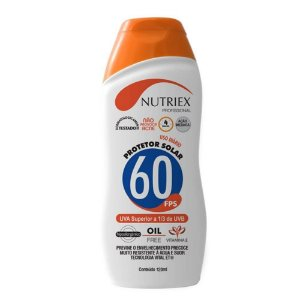 PROTETOR SOLAR FT60 1/3 UVA 120ML NUTRIEX(40244)