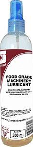 LUBRIFICANTE INDÚSTRIA ALIMENTÍCIA 5L. FOOD GRADE MACHINERY LUBRIFICANT SPARTAN