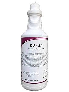 DESINCRUSTANTE ÁCIDO 1L. CJ-24 SPARTAN