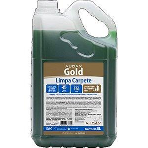 LIMPA CARPETES 5L. GOLD AUDAX