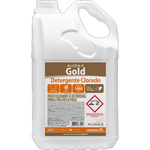 DETERGENTE 5L. CLORADO GOLD AUDAX