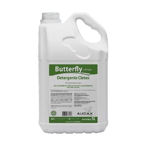 DETERGENTE 5L. CLETEX BUTTERFLY ECOLOGIA AUDAX