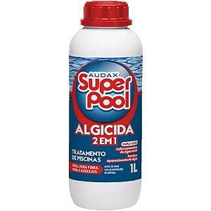 ALGICIDA 2 EM1 1L. SUPER POOL AUDAX