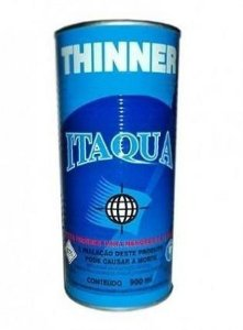 THINNER 900ML ITAQUA