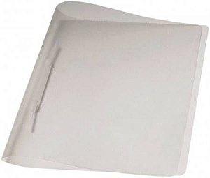 PASTA C/GRAMPO PLASTICO CRISTAL DELLO(88823)