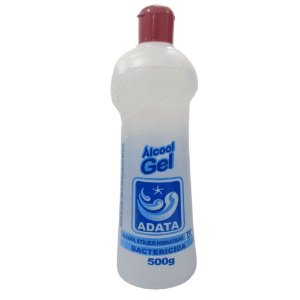 ÁLCOOL 46,2º GEL 500GR. ADATA