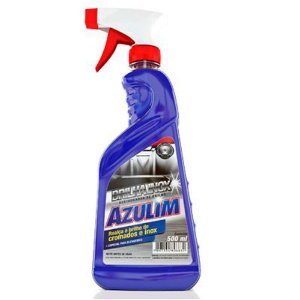 BRILHA INOX AZULIM 500ML. SPRAY START