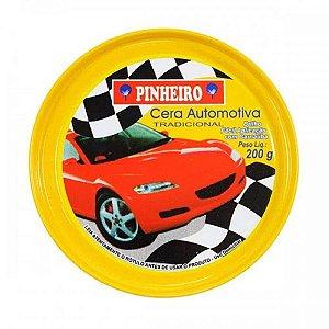 CERA AUTOMOTIVA TRADICIONAL 200GR. PINHEIRO(23212)