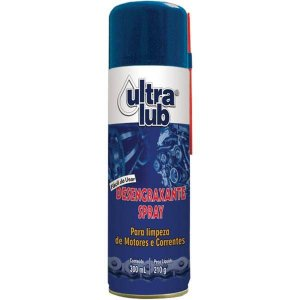 DESENGRAXANTE SPRAY 300ML. ULTRA LUB(43349)