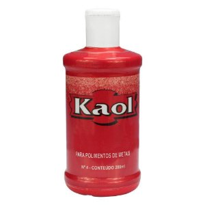 POLIDOR DE METAIS 200ML KAOL